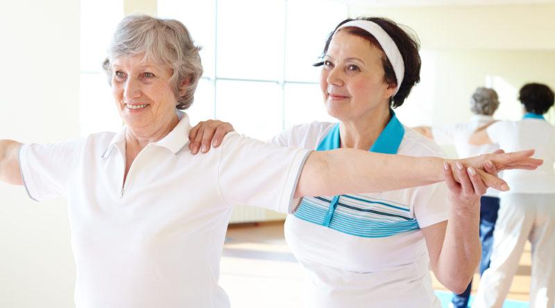 Fisioterapia para idosos