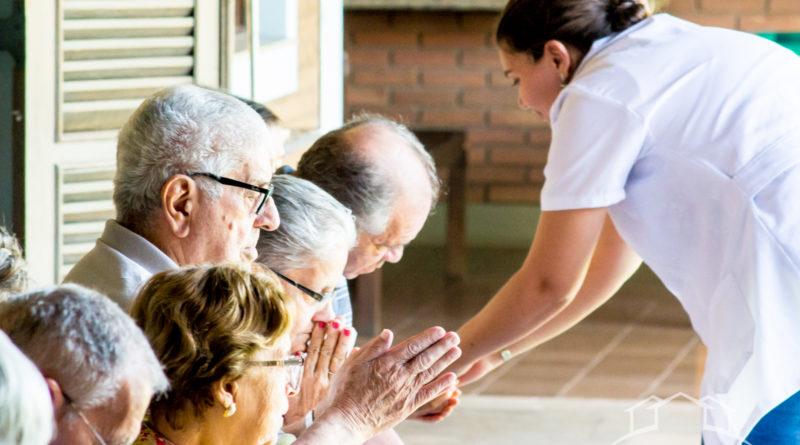 Terapia Ocupacional para idosos